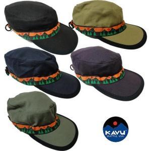 KAVU カブー バラッド キャップ  ワーク キャップ CAP 帽子 progres