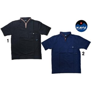 KAVU カブー シルショール ショートスリーブ 半袖 Tシャツ チロリアン カットソー 2カラー progres