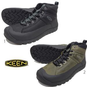KEEN キーン メンズ シティズン リミテッド 防水 アウトドア トレッキング ブーツ スニーカー|progres