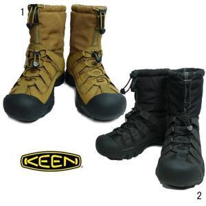 kEEN キーン Winterport II ウインターポート II 防水 メンズ ブーツ ウインターブーツ スノーブーツ|progres