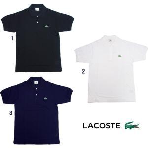 LACOSTE ラコステ L1212X 半袖 ポロシャツ メンズ 日本製|progres
