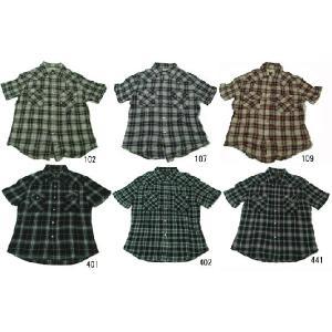 【SALE】 Lee チェックウエスタンシャツ 19446 全6パターン progres
