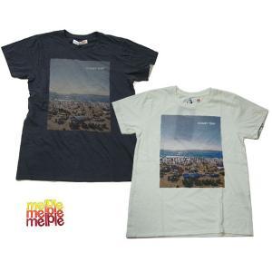 melple メイプル Tシャツ COAST TRIP TEE|progres