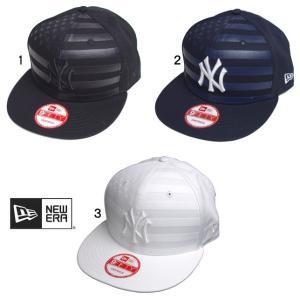 Newera ニューエラ キャップ 9FIFTY ニューヨーク・ヤンキース スター&ストライプ 星条旗|progres