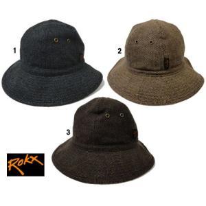 ROKX ロックス ヘリンボーン トリップ マウンテン ハット 帽子 ROKX MOUNTAIN HAT|progres