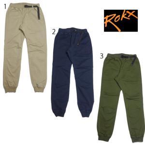 ROKX ロックス メンズ コットンウッド ナローパンツ コットンパンツ ロングパンツ クライミングパンツ COTTON WOOD NARROW PANT|progres
