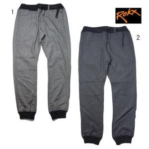 ROKX COTTON WOOD WOOLY PANT  ロックス コットンウッド ウールパンツ  ロングパンツ クライミングパンツ|progres