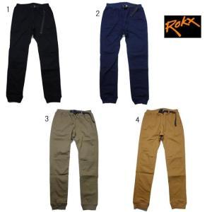 ROKX ロックス ストレッチ コットンウッド スリム クライミング パンツSTRETCH COTTONWOOD SLIM RXMF5106|progres