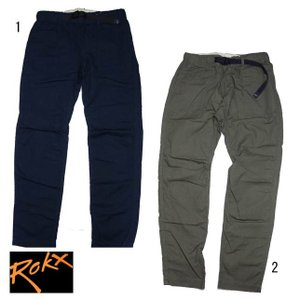 ROKX ロックス×バンブーシュート リップストップ ファティーグ パンツ RIPSTOP FATIGUE PANTS RXMS6257B|progres