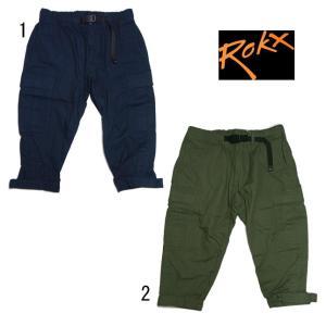 ROKX ロックス×バンブーシュート メンズ ジャーマンニッカーパンツ ショーツ カーゴショーツ GERMAN KNICKER RXM6258B|progres