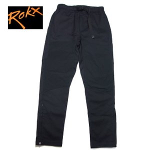 ROKX ロックス×バンブーシュート ストレッチクライミングパンツ STRETCH CLIMBING PANTS RXMS6257B ブラック|progres