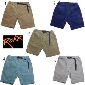 ROKX ロックス CORD SHORT コーデュロイ ショートパンツ ショーツ RXMS8101|progres