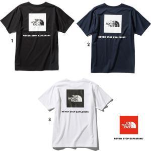ノースフェイス THE NORTH FACE Tシャツ ショートスリーブスクエアーロゴティー メンズ NT32038|progres
