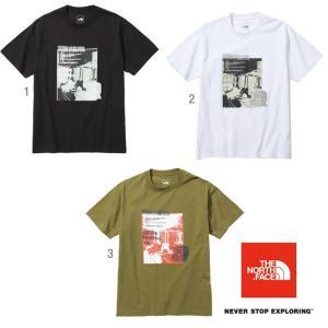 ノースフェイス ショートスリーブフォトティー メンズ THE NORTH FACE NT32112 半袖 Tシャツ|progres