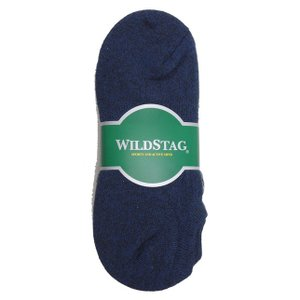 WILD STAG ワイルドスタッグ 3P ソックス スニーカー ソックス 無地 ショートソックス アンクル 靴下 1113|progres