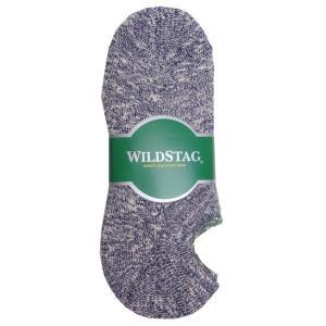 WILD STAG ワイルドスタッグ 3P ソックス スニーカー ソックス 無地 ショートソックス アンクル 靴下 スラブ 1705|progres