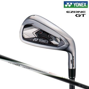 YONEX ヨネックス Golf ゴルフ EZONE  GT ゴルフクラブ アイアン レフティー 左...