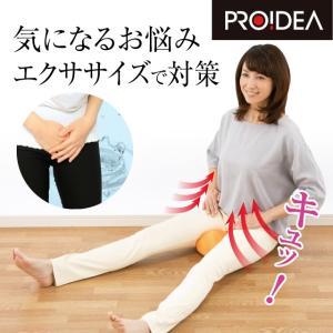 キュットクッション 下腹 引き締め 尿漏れ グッズ 骨盤底筋トレーニング 骨盤底筋エクササイズ プロイデア|proidea