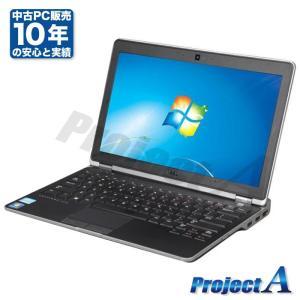 中古 ノートパソコン ノートPC HDD320GB メモリ4GB Windows10 Windows7 Office2016 A4 12型 Corei5 無線 DELL Latitude E6230 project-a