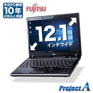 訳あり モバイル 中古パソコン ノートパソコン 本体 ノートPC Windows10 富士通 PH74/CN 第2世代 Core i5 2.30GHz 500GB 4GB HDMI Webカメラ 無線 0350|project-a