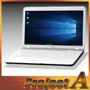 訳あり 中古パソコン ノートパソコン 本体 ノートPC Windows10 NEC LS150/F 第2世代 Pentium 2.10GHz 750GB 4GB USB3.0 HDMI マルチ 無線 テンキー 0402|project-a