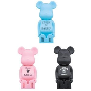 Cleverin(R) BE@RBRICK(3色セット)|project1-6