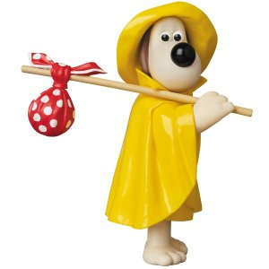 UDF Aardman Animations #2 RAIN COAT GROMIT|project1-6