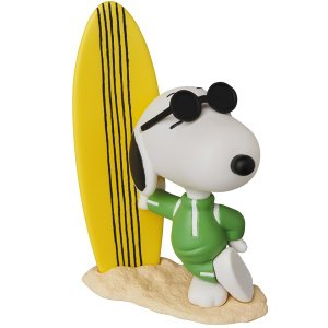UDF PEANUTS シリーズ8 JOE COOL SNOOPY w/ SURFBOARD|project1-6