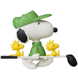 UDF PEANUTS シリーズ8 GOLFER SNOOPY|project1-6