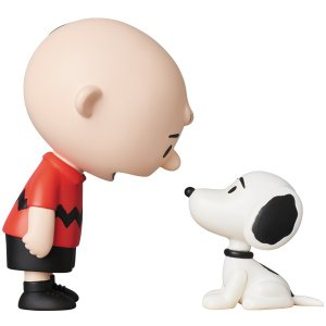 UDF PEANUTS シリーズ9 CHARLIE BROWN & SNOOPY 50's《2019年4月発売予定》|project1-6|01