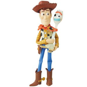 UDF TOY STORY 4 WOODY & FORKY《2019年8月発売予定》|project1-6
