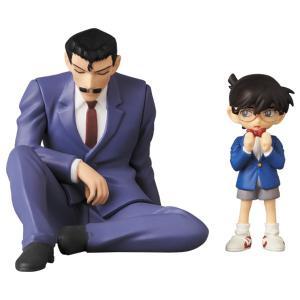 UDF 名探偵コナン シリーズ3 眠りの小五郎&江戸川コナン|project1-6