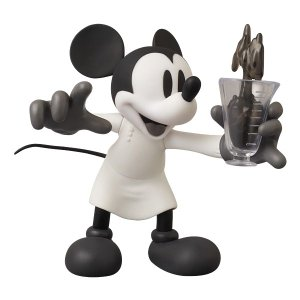 VCD MICKEY MOUSE(The Worm Turnsより)B/W Ver.|project1-6