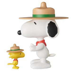 VCD BEAGLE SCOUT SNOOPY & WOODSTOCK|project1-6