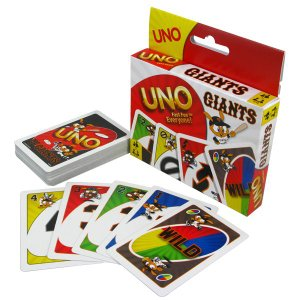 GIANTS UNO(TM) CARD GAME|project1-6