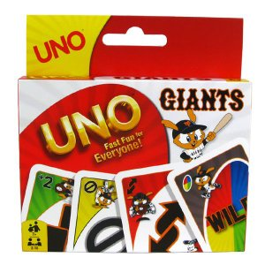 GIANTS UNO(TM) CARD GAME|project1-6|02