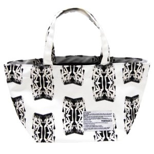 FABRICK(R) ABAKE - Artist and Mirror 1 MINI TOTE BAG|project1-6