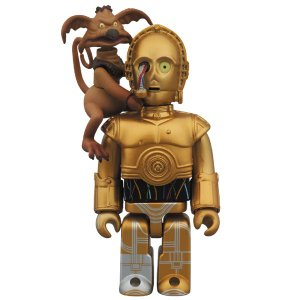 KUBRICK C-3PO(TM) & SALACIOUS CRUMB(TM)|project1-6
