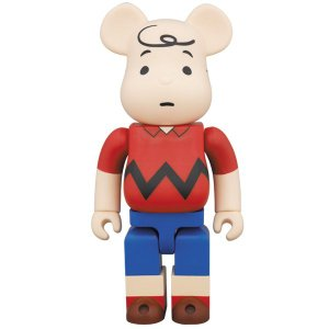 BE@RBRICK CHARLIE BROWN 400%|project1-6