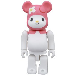 BE@RBRICK My Melody 100%の商品画像