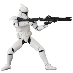 MAFEX CLONE TROOPER(TM)|project1-6