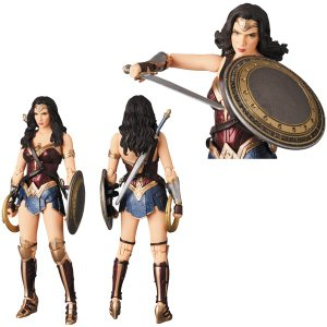 MAFEX WONDER WOMAN(『JUSTICE LEAGUE』版)|project1-6|02