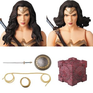 MAFEX WONDER WOMAN(『JUSTICE LEAGUE』版)|project1-6|03