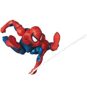 MAFEX SPIDER-MAN(COMIC Ver.)《2019年6月発売予定》|project1-6