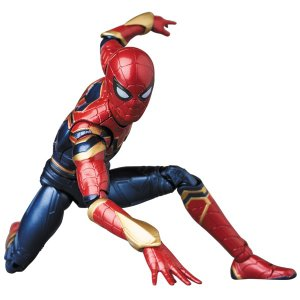 MAFEX IRON SPIDER《2019年8月発売予定》|project1-6