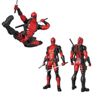 MAFEX DEADPOOL(GURIHIRU ART Ver.)《2019年5月発売予定》|project1-6|02