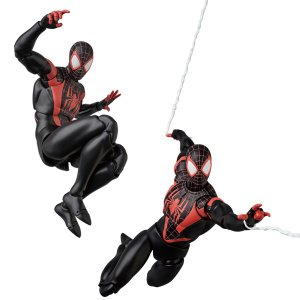 MAFEX SPIDER-MAN(Miles Morales)|project1-6|02