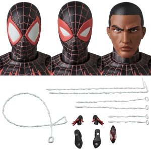MAFEX SPIDER-MAN(Miles Morales)|project1-6|03