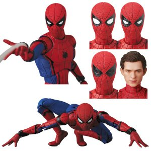 MAFEX SPIDER-MAN(HOMECOMING Ver.1.5)《2020年1月発売予定》|project1-6|03