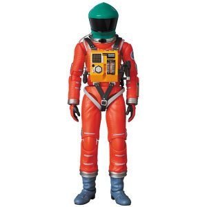 MAFEX SPACE SUIT GREEN HELMET & ORANGE SUIT Ver.《2019年11月発売予定》|project1-6